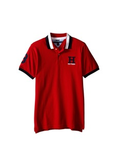 Tommy Hilfiger Short Sleeve Matt Polo (Big Kids)