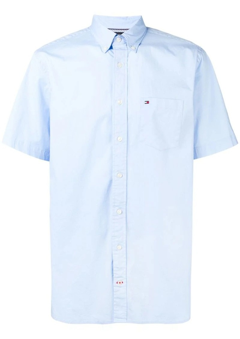 Tommy Hilfiger shortsleeved button down shirt