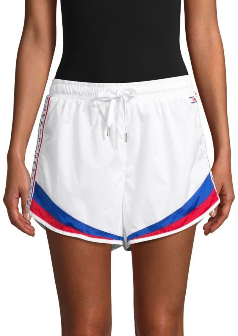 Tommy Hilfiger Side Logo Track Shorts