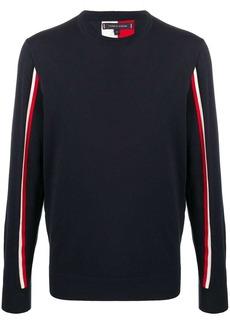 Tommy Hilfiger side stripe detail jumper