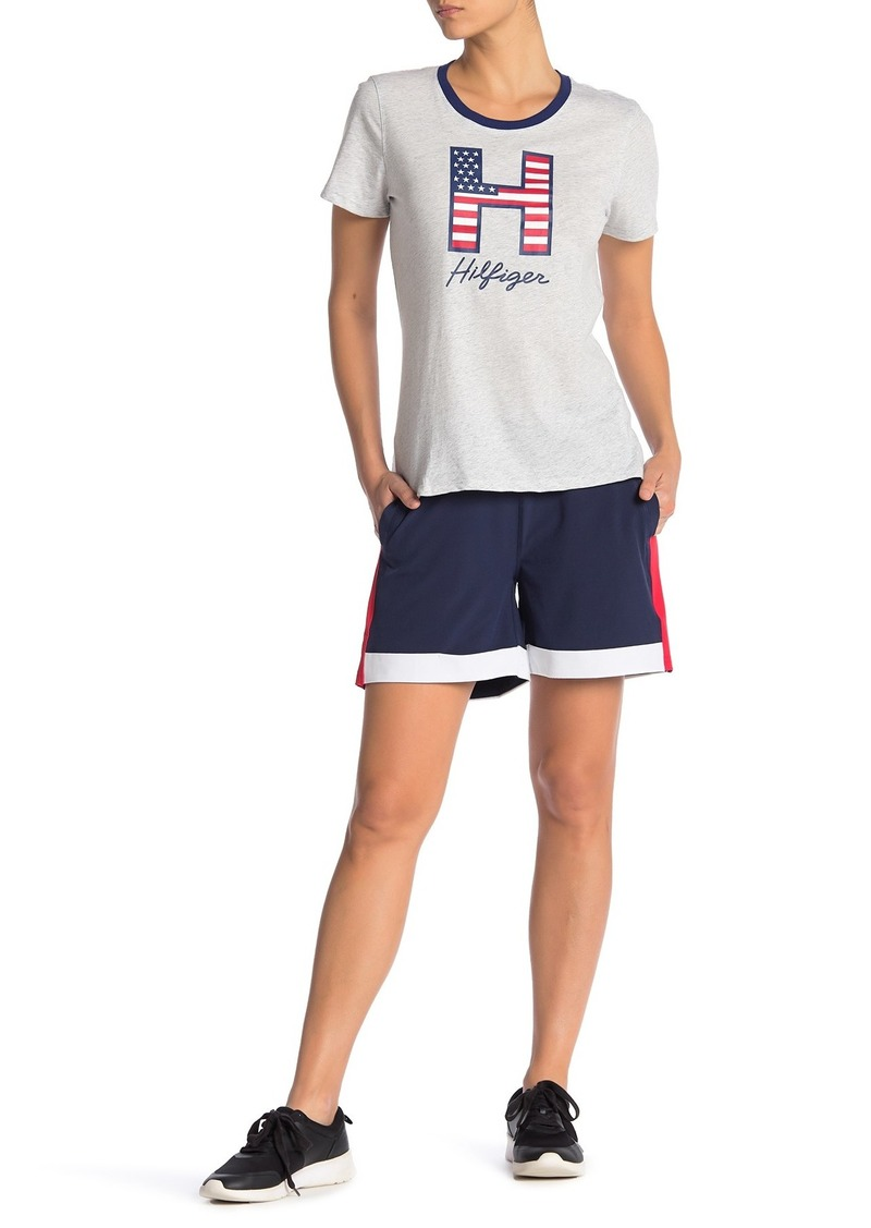 Tommy Hilfiger Side Stripe Shorts