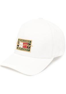 Tommy Hilfiger signature logo patch organic cotton cap