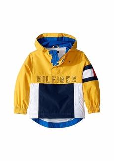 Tommy Hilfiger Signature Popover Jacket (Little Kids/Big Kids)
