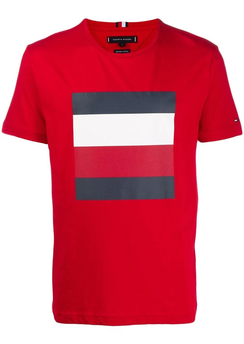 Tommy Hilfiger signature stripe T-shirt