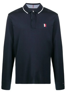 Tommy Hilfiger Sky Captain logo polo shirt