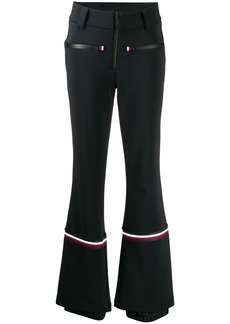 Tommy Hilfiger slim-fit flared trousers
