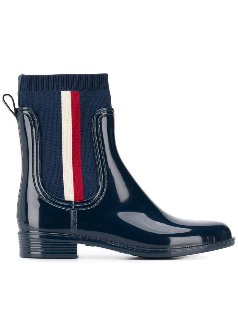 Tommy Hilfiger sock ankle boots