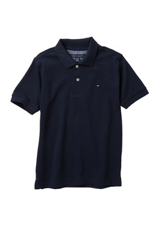 Tommy Hilfiger Solid Polo Tee (Big Boys)