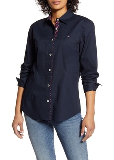 Tommy Hilfiger Solid Woven Shirt
