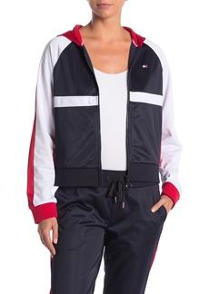 Tommy Hilfiger Sport Colorblock Hooded Jacket