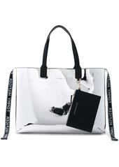 Tommy Hilfiger square shaped tote bag