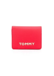 Tommy Hilfiger stitched detail coin purse
