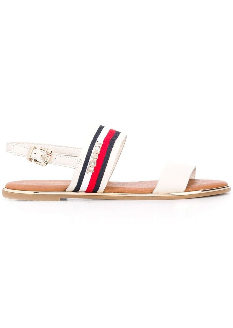 Tommy Hilfiger strappy flat sandals