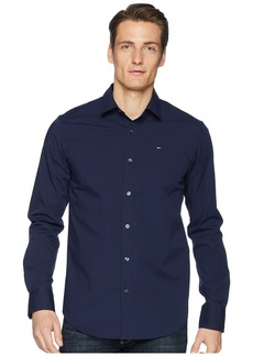 Tommy Hilfiger Stretch Long Sleeve Button Down Shirt