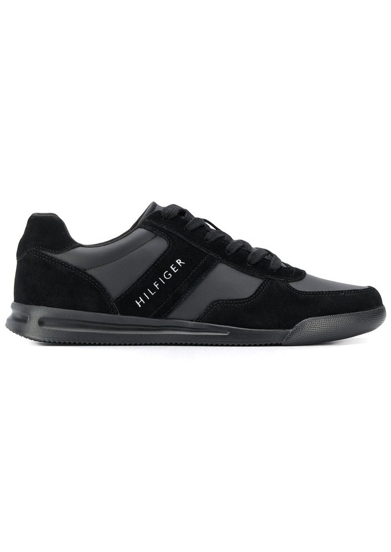 Tommy Hilfiger stripe lace-up sneakers