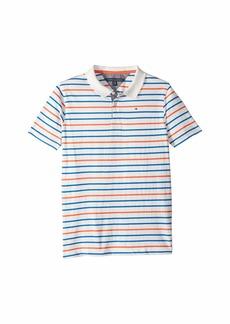 Tommy Hilfiger Stripe Polo (Big Kids)