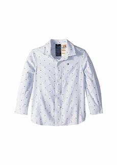 Tommy Hilfiger Stripe Shirt (Little Kids/Big Kids)