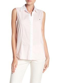 Tommy Hilfiger Stripe Sleeveless Shirt