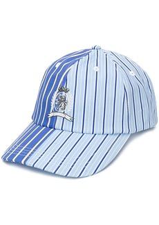 Tommy Hilfiger striped baseball cap