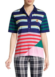 Tommy Hilfiger Striped Knitted Polo