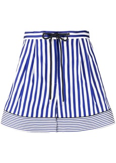 Tommy Hilfiger striped wide-leg shorts
