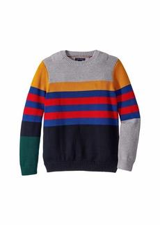 Tommy Hilfiger Sweater with Adjustable Shoulder Closure (Little Kids/Big Kids)