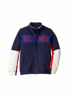 Tommy Hilfiger Sweatshirt with Magnetic Closure (Little Kids/Big Kids)