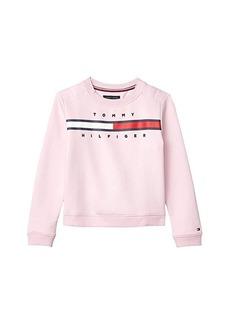 Tommy Hilfiger Sweatshirt with VELCRO Brand Closure (Little Kids/Big Kids)