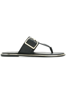 Tommy Hilfiger T-bar buckle sandals