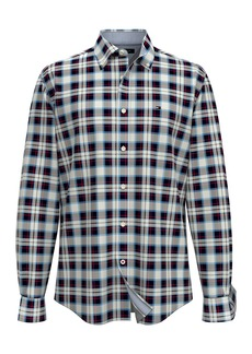 Tommy Hilfiger Tartain Regular Fit Sport Shirt