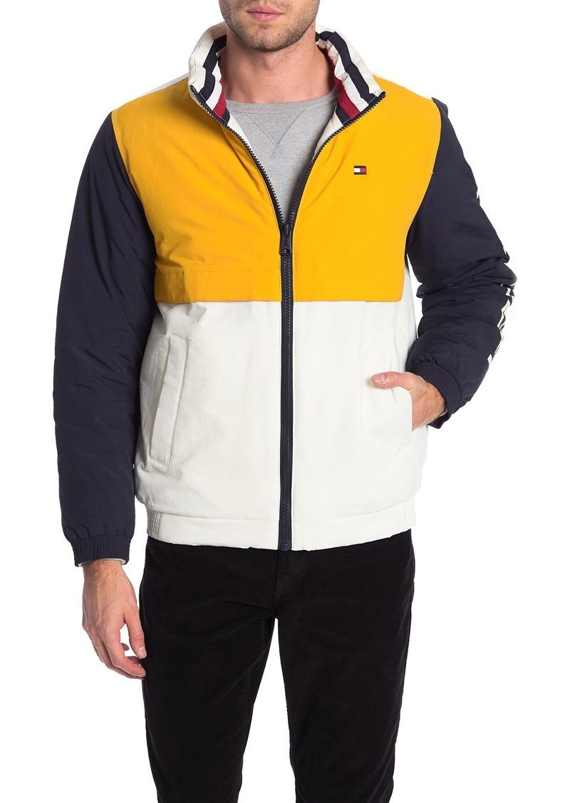 Tommy Hilfiger Taslan Filled Retro Puffer Jacket
