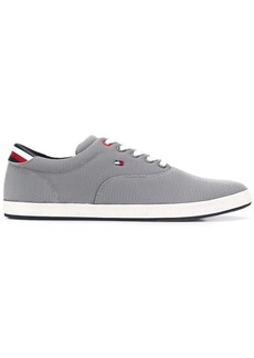 Tommy Hilfiger textured mesh trainers
