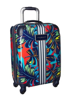 """Tommy Hilfiger TH-683 Pineapple Palm 21"""" Upright Suitcase"""