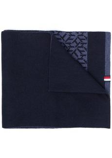 Tommy Hilfiger TH monogram scarf