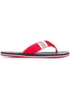 Tommy Hilfiger thong strap slides