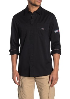 Tommy Hilfiger Twill Patch Pocket Shirt
