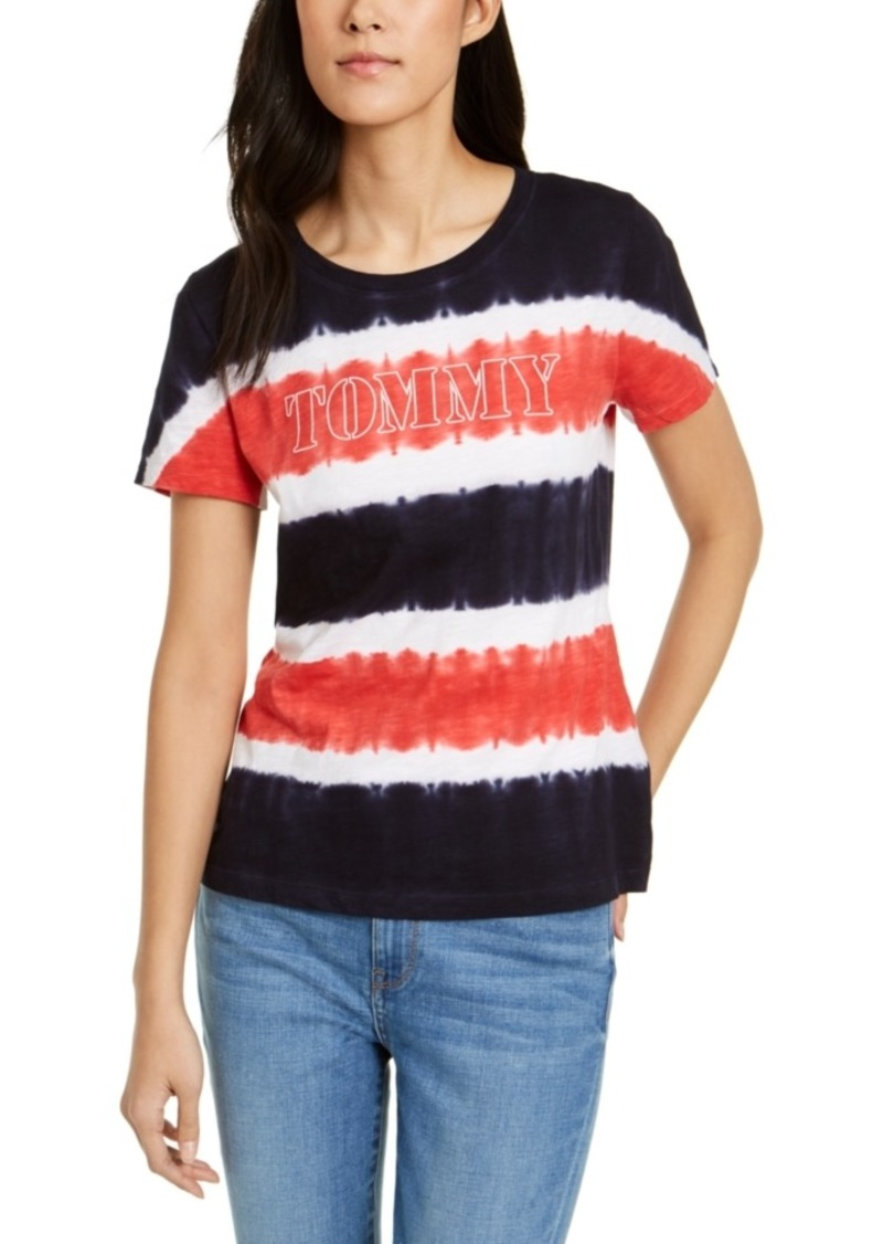 Tommy Hilfiger 1985 Tie-Dyed T-Shirt