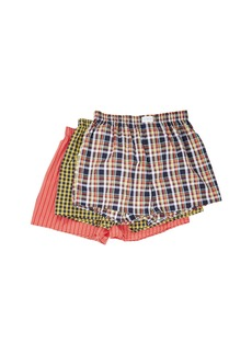 Tommy Hilfiger 3-Pack Woven Boxers