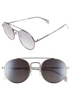 Tommy Hilfiger 53mm Round Sunglasses