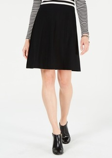 Tommy Hilfiger A-Line Knit Skirt, Created for Macy's