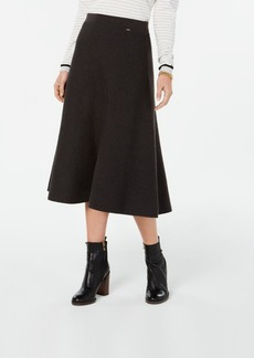 Tommy Hilfiger A-line Midi Skirt, Created for Macy's