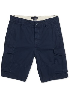 Tommy Hilfiger Adaptive Men's Cargo Shorts with Magnetic Fly