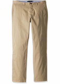 Tommy Hilfiger Adaptive Men's Chino Pants Adjustable Waist Magnets