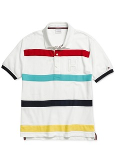 Tommy Hilfiger Adaptive Men's Lee Polo Shirt with Magnetic Closures