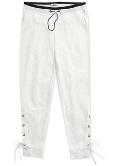 Tommy Hilfiger Adaptive Women's Aloha Lace-Up Pants