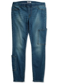 Tommy Hilfiger Adaptive Women's Seated Fit Jegging with Double Velcro Closure