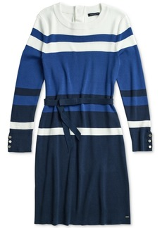 Tommy Hilfiger Adaptive Women's Stella Dress with Magnetic Closures