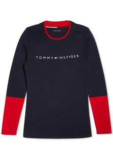Tommy Hilfiger Adaptive Women's Sweater with Velcro Brand Closure at Shoulders
