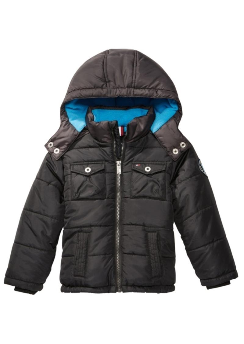 66b8a1740 Tommy Hilfiger Tommy Hilfiger Alexander Hooded Puffer Jacket