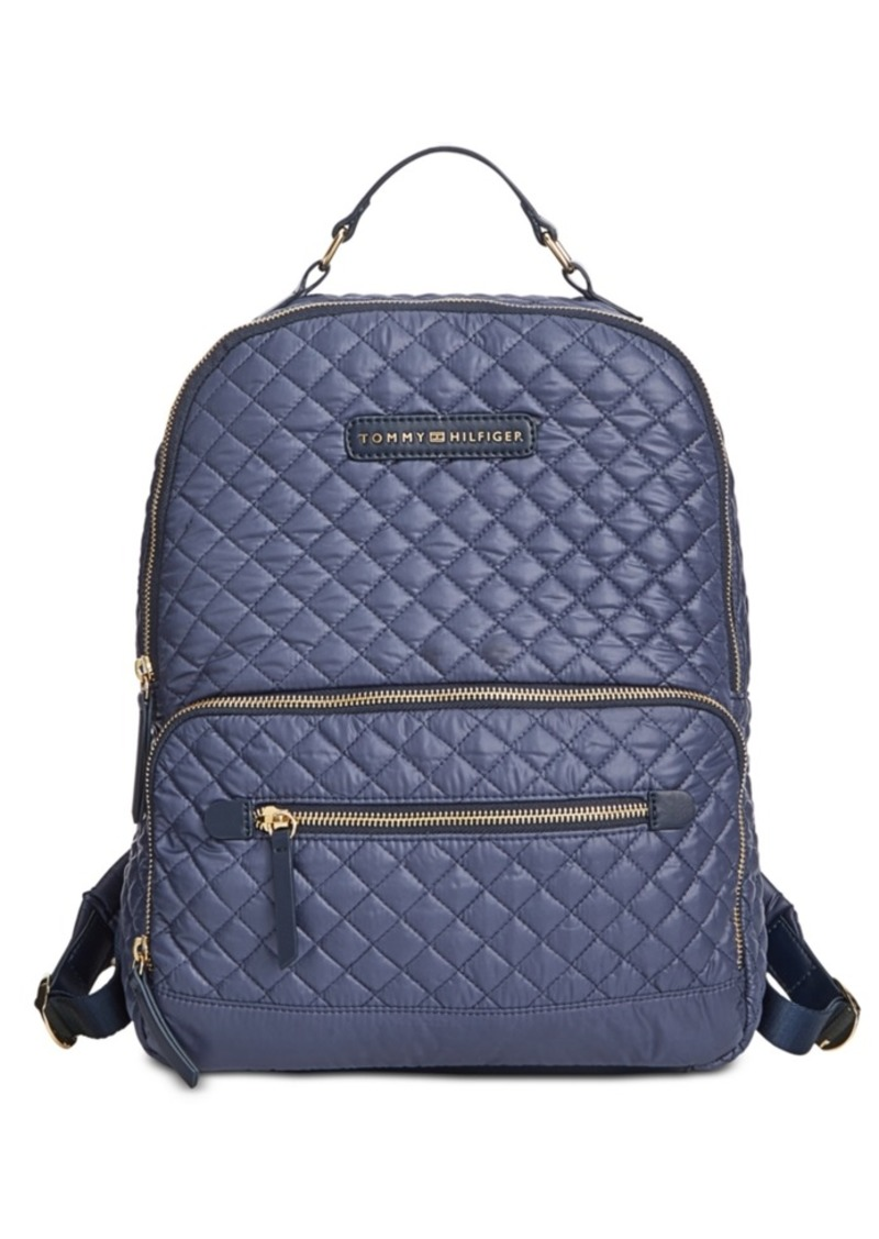 cd61f790 Tommy Hilfiger Tommy Hilfiger Alva Quilted Backpack | Handbags